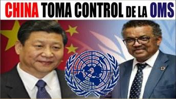 Ultimas noticias, CHINA TOMA CONTROL DE LA OMS 24/04/2020