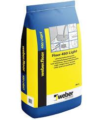 Weber floor 450 Light