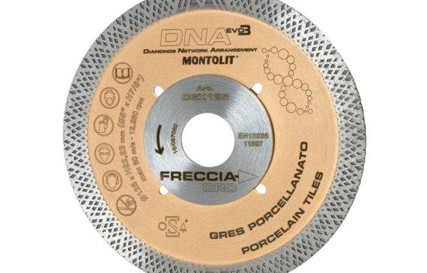 TEBO Diamantklinga Montolit CGX 125 mm
