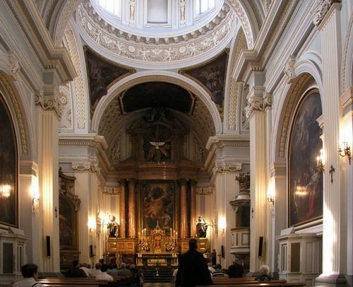 Real Monasterio De La Encarnacin A Baroque Building