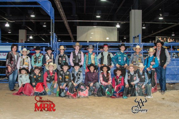 Miniature Bullriders Association Mini Bullriders