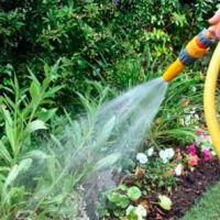 Vallehermoso prohíbe el uso del agua potable para riego y lavado de vehículos