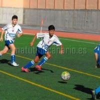 Resumen jornada fútbol base