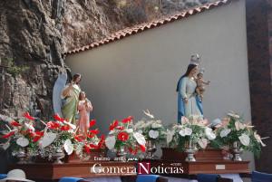 Bajada de la Virgen de El Paso