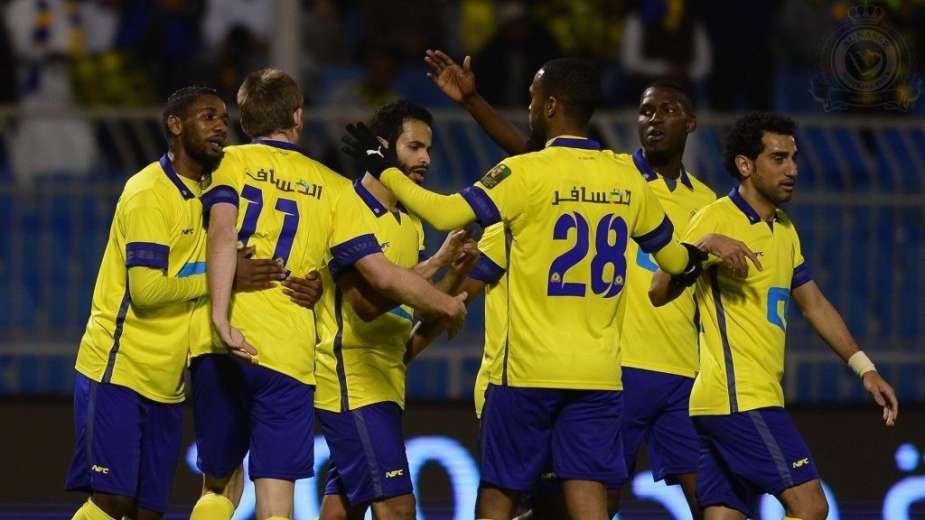 مشاهدة مباراة النصر السعودي وضمك يلا شوت يلا شوت مباراة النصر