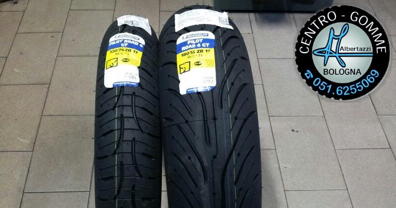 [Gomme Moto] - Disponibile il nuovo Michelin PILOT ROAD 4 GT
