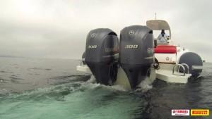 6-yamaha v6 f300 outboard engines