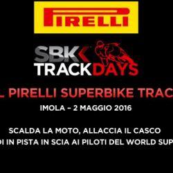 Pirelli SBK Track Day 2016