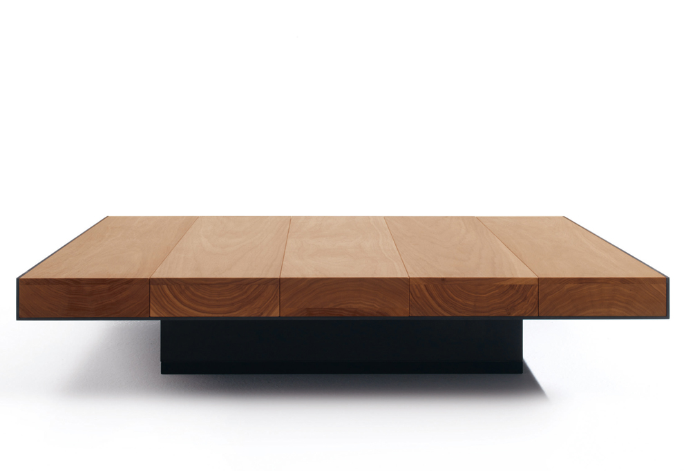 Lema Deck Square Coffee Table Coffee Tables Lema Furniture At Go Modern London