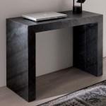 Ozzio Glass Console Dining Table Ozzio Furniture At Go Modern London