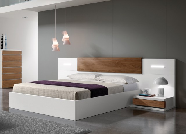 Kenjo Storage Bed - Storage Beds, Contemporary Beds ...