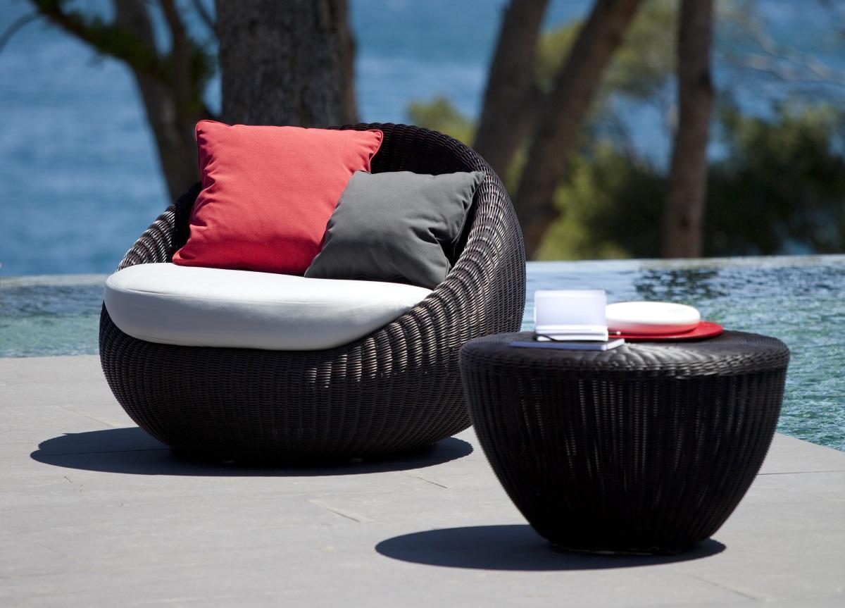 Bubble Garden Chair Garden Chairs Contemporary Garden Furniture