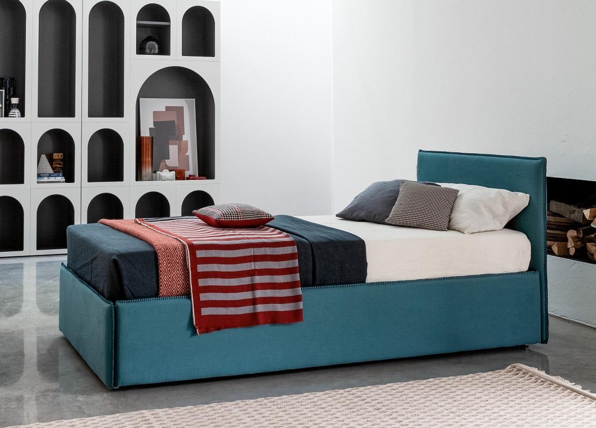Bonaldo Titi Due Plus Teenagers Single Bed Bonaldo Beds Bonaldo Furniture