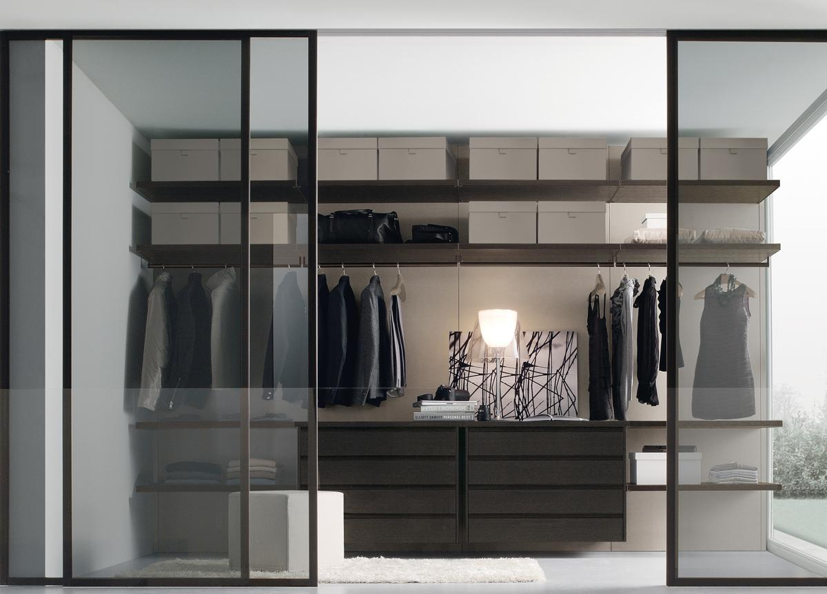 Go Modern Ltd Wardrobes Jesse Walk In Wardrobe With