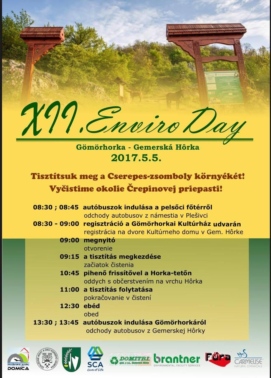 XII. Enviro Day