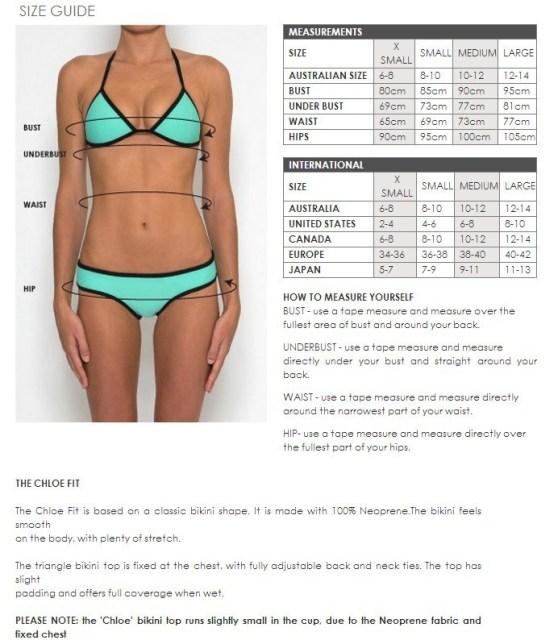 New Summer 2015 Sexy Neoprene Women Bikinis