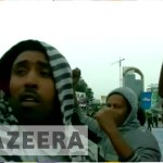 Aljazeera's point of View and the Gondar Protests
