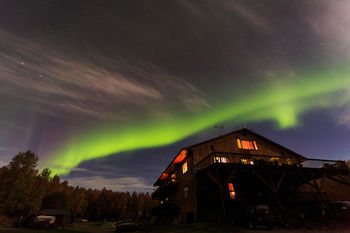 fairbanks lodge northern lights