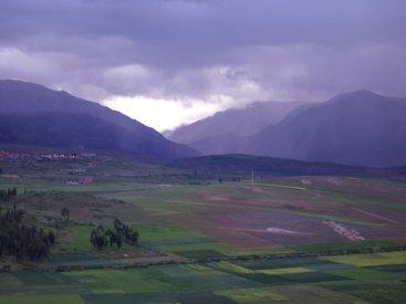 Peruvian Skies