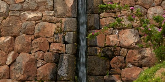 An Ancient Aquaduct