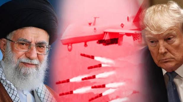 USA-Iran : ईरान ने बदले लिया तीन अमेरिकी एयरबस पर दागे 12 से ज्यादा मिसाइलें, 80 अमेरिकी सैनिको के मारे जाने का दावा, जानिये पूरा मामला