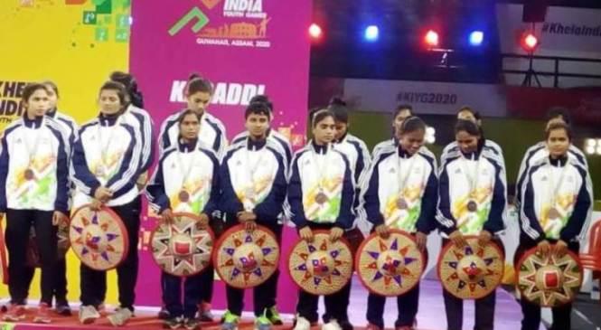 खेलो इंडिया 2020 : छत्तीसगढ़ को चार पदक, मुख्यमंत्री और खेल मंत्री ने दी बधाई, विजेताओं को खेल दिवस पर किया जायेगा सम्मानित