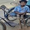 दिव्यांग क्रिकेट टूर्नामेंट: सचिन के ट्विट से चर्चा में आए मड्डा राम ने पहली बार खेला व्हील चेयर क्रिकेट