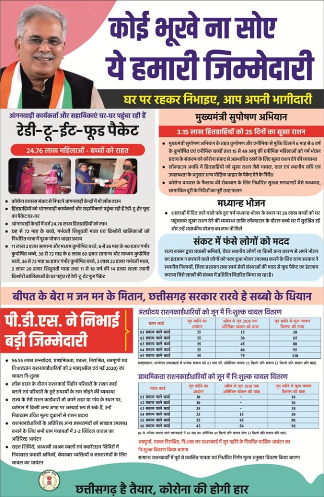 CM Bhupesh Appeal