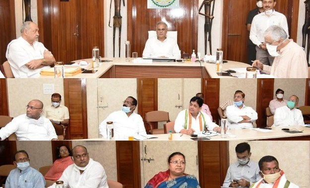 cm-bhupesh-health-dept-meeting