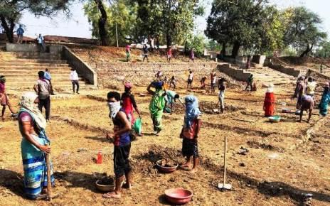 mgnrega-chhattisgarh-1.23-crore-yojna