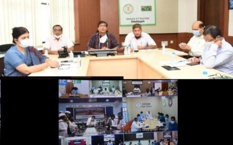 godhan-yojna-meeting-mukhya-sachiv