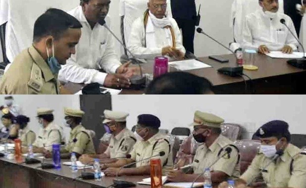 tamradhwaj-sahu-police-meeting-12-aug-2020
