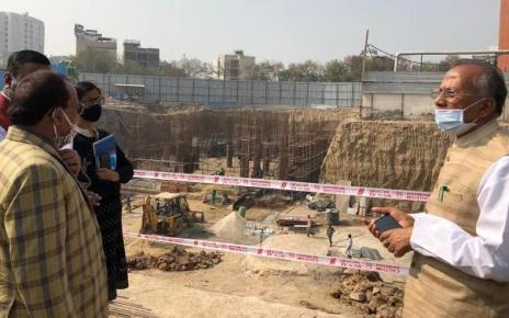 nawa-chhattisgarh-sadan-15-feb-2021-news