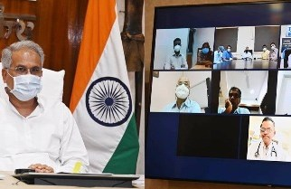 cm-bhupeshcorona-meeting-12-april-2021
