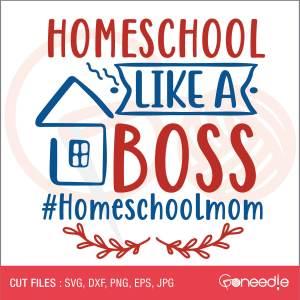 Homeschool like a BOSS