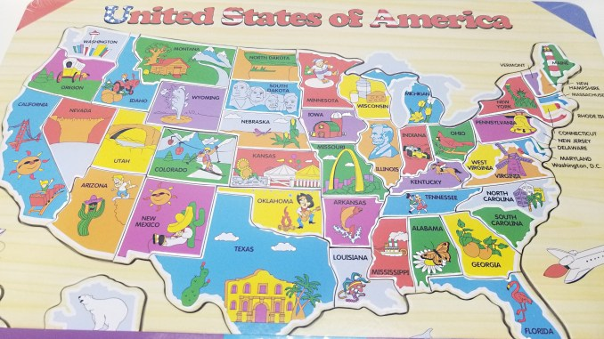 Lift & Learn USA Puzzle Map - The Learning Journey - Gone ... Games To Memorize The States on learning 50 states, outline 50 states, list 50 states, sing 50 states, match 50 states, name 50 states, show 50 states, practice 50 states, identify 50 states, study 50 states, label 50 states, order 50 states,