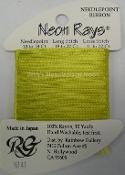 Neon Rays Lime Sherbert N141