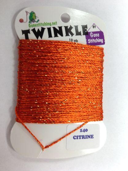 Twinkle Citrine 140