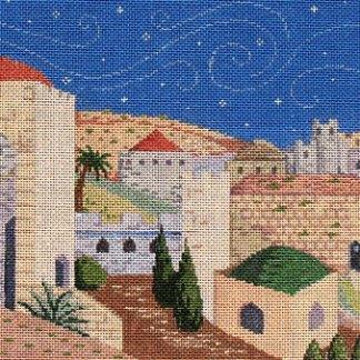 Jerusalem Tallit