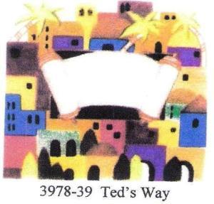 Ted's Way Tefillin