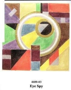 Eye Spy Geometric