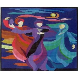 Dancing Miriam Tefillin