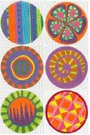 Zecca Colorful Circles