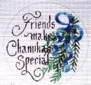 Friends Make Chanukah Special