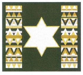Star of David Tallit