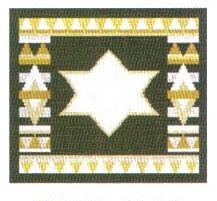 Star of David Tefillin