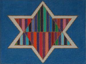 Triangle Stripe Tallis