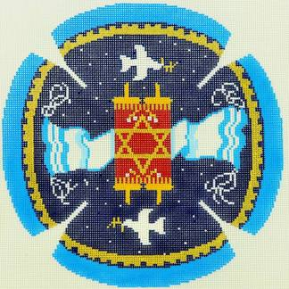 2010 Judaic Kippa