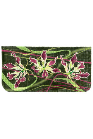 Orchid Purse