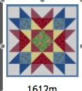 Country French Star Quilt